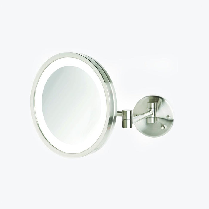Orla Round Swinging Vanity Mirror
