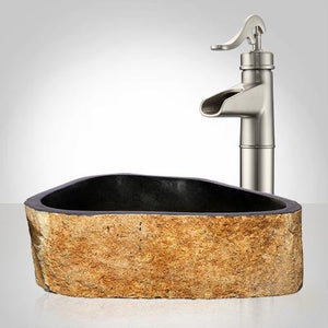 Osage River Stone Vessel Sink