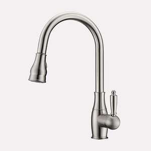Padstow Single-Hole Pull-Down Kitchen Faucet