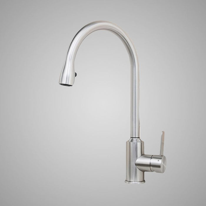 Patten Single-Hole Pull-Down Kitchen Faucet