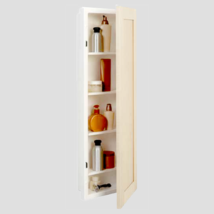 Pelan Unfinished Wood Medicine Cabinet