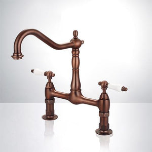 Plock Bridge Kitchen Faucet