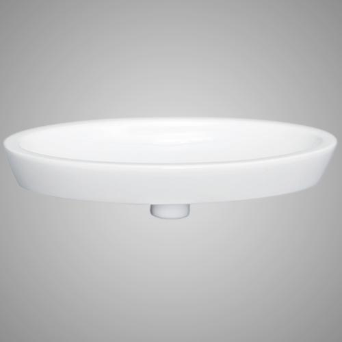 Quincy Vitreous China Drop-In Sink