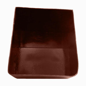 Rectangular Copper Tub Steps