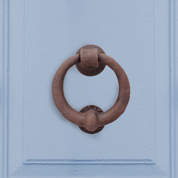 Ring Design Door Knocker
