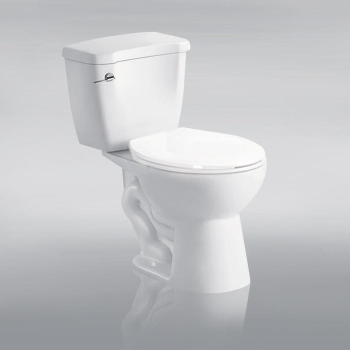 Selmer Siphonic Two-Piece Toilet - Comfort Height