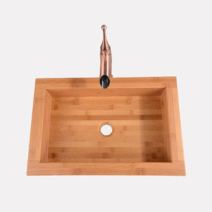 Seward Bamboo Vessel Sink