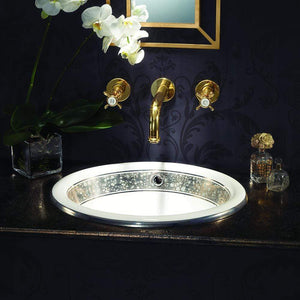 Sontag Handcrafted Fireclay Drop-In Sink
