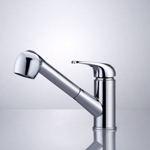 Stroben Single-Hole Pull-Out Kitchen Faucet