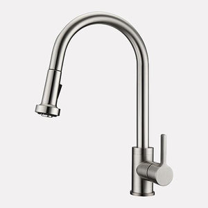 Tenby Single-Hole Pull-Down Kitchen Faucet