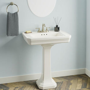 Thorp Vitreous China Pedestal Sink