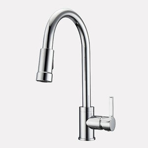 Tramore Single-Hole Pull-Down Kitchen Faucet