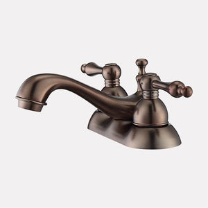 Troyes Centerset Bathroom Faucet