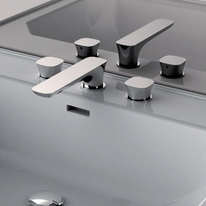 Uner Widespread Bathroom Faucet