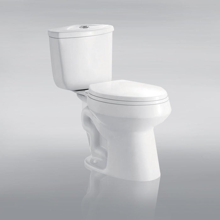 Vanleer Siphonic Two-Piece Toilet - ADA Height