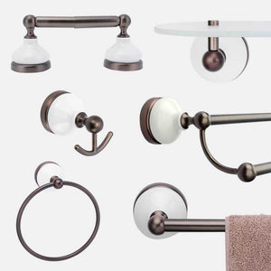 Vernon 6-Piece Bathroom Accessory Set