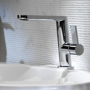 Walcott Single-Hole Bathroom Faucet