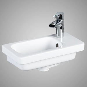 Waxhaw 200 Vitreous China Wall-Mount Sink