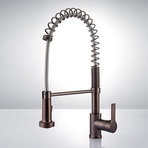 Winnett Kitchen Faucet with Spring Spout