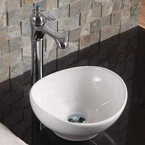 Wirt Vitreous China Vessel Sink
