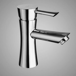 Woden Single-Hole Bathroom Faucet
