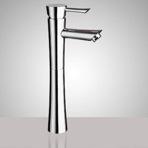 Woden Single-Hole Vessel Faucet