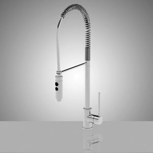 Wyndam Kitchen Faucet with Spring Spout