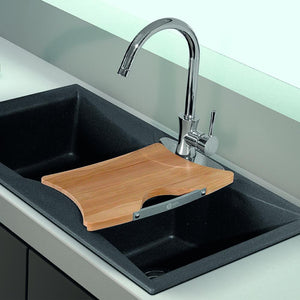 Wystan Single-Hole Pull-Down Kitchen Faucet
