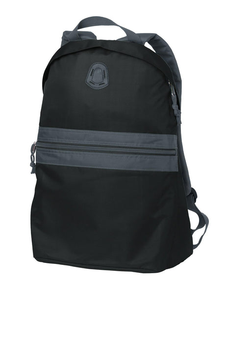 Port Authority® Nailhead Backpack. BG202