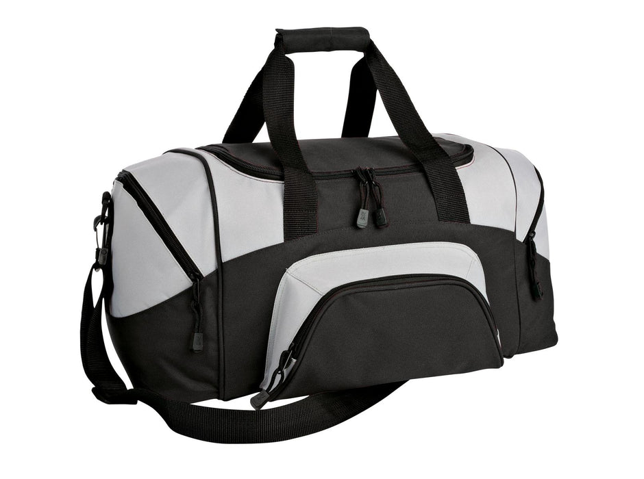 Port Authority® - Small Colorblock Sport Duffel. BG990S
