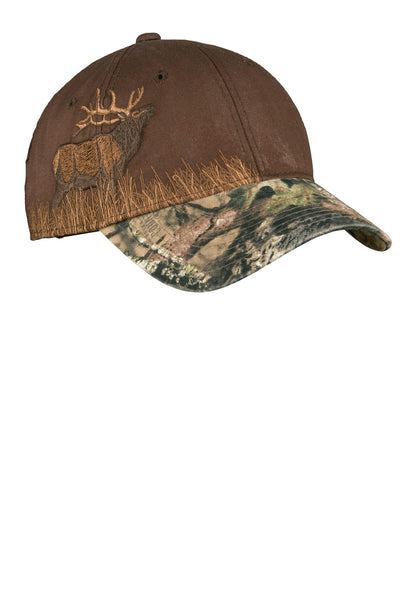 Port Authority® Embroidered Camouflage Cap. C820