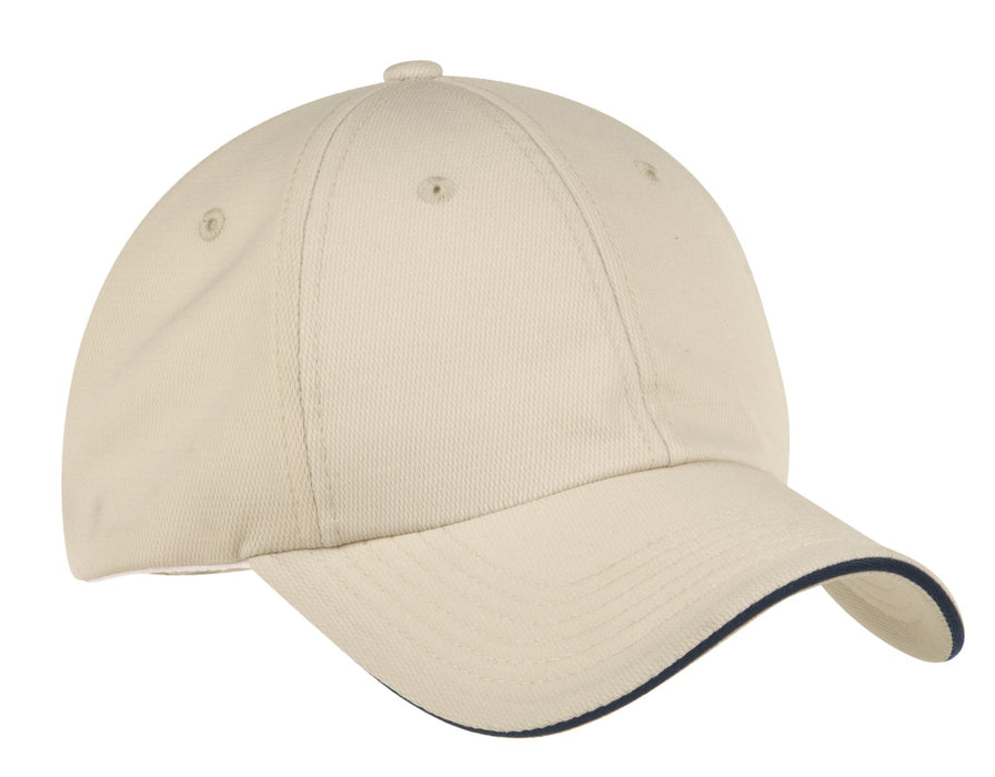 Port Authority® Dry Zone® Cap.  C838
