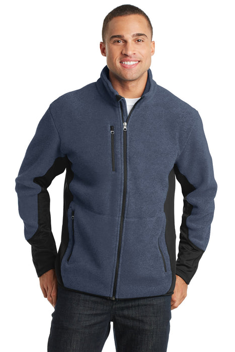 Port Authority® R-Tek® Pro Fleece Full-Zip Jacket. F227
