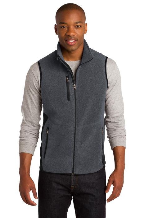 Port Authority® R-Tek® Pro Fleece Full-Zip Vest. F228