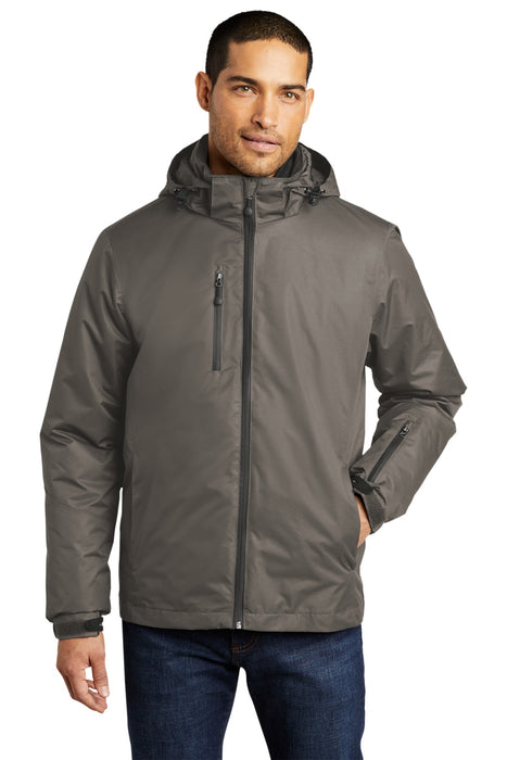 Port Authority® Vortex Waterproof 3-in-1 Jacket. J332