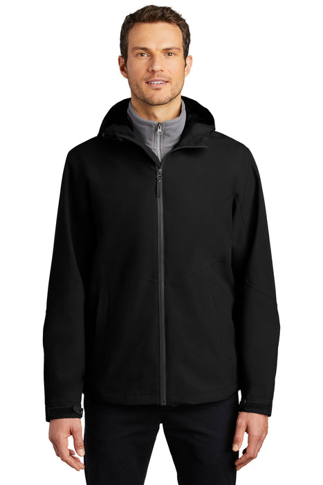 Port Authority ® Tech Rain Jacket J406