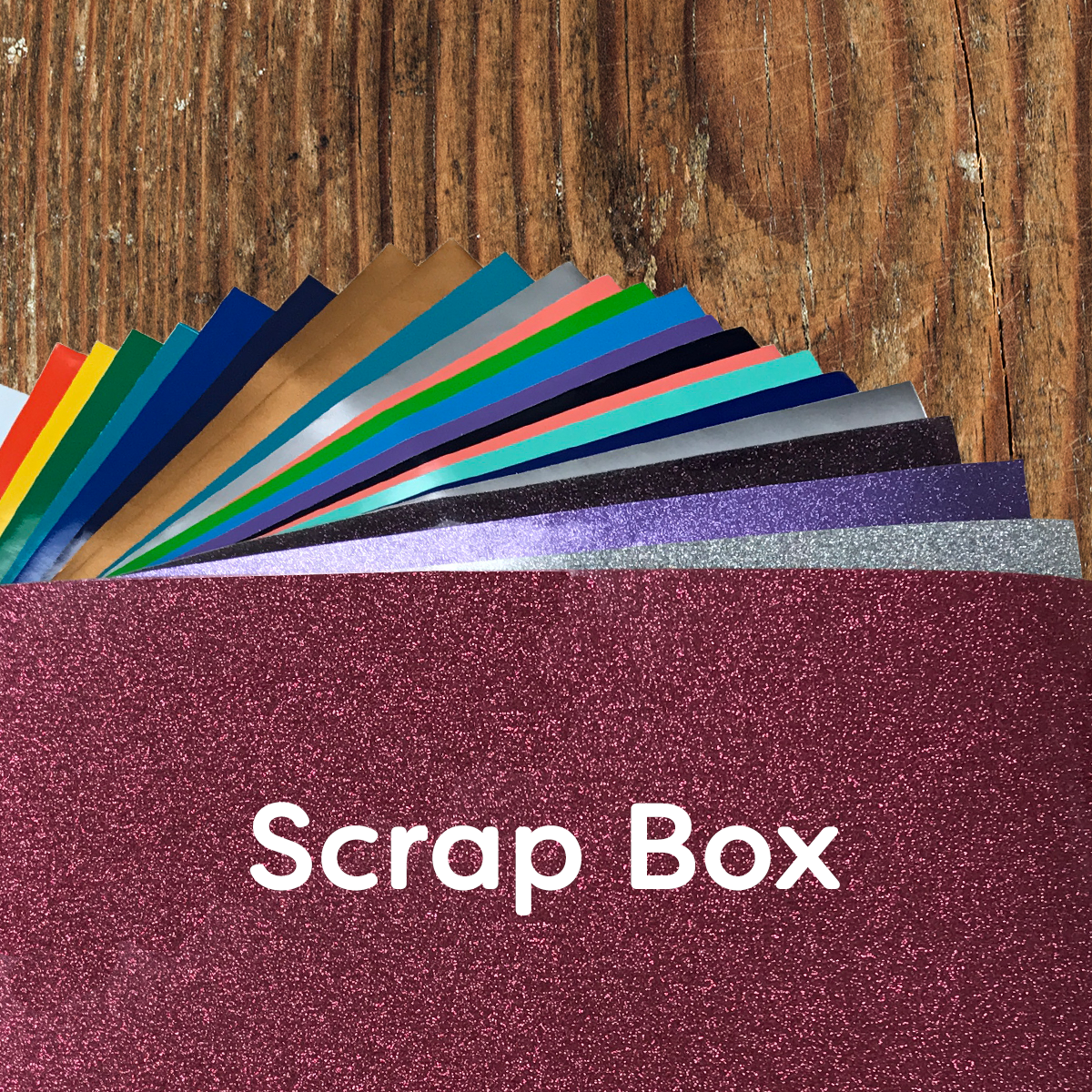 Scrap Box HTV and Adhesive - JPIBlanks.com