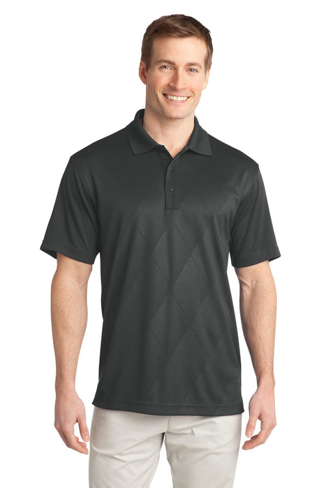 Port Authority® Tech Embossed Polo. K548