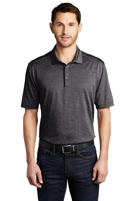 Port Authority ® Shadow Stripe Polo. K585