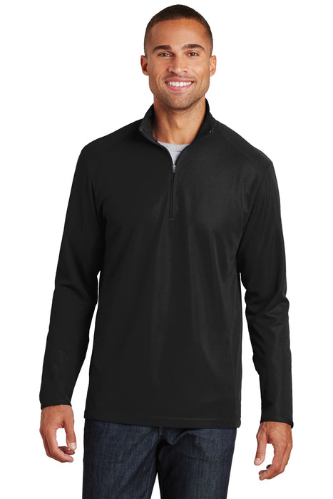 Port Authority® Pinpoint Mesh 1/2-Zip. K806