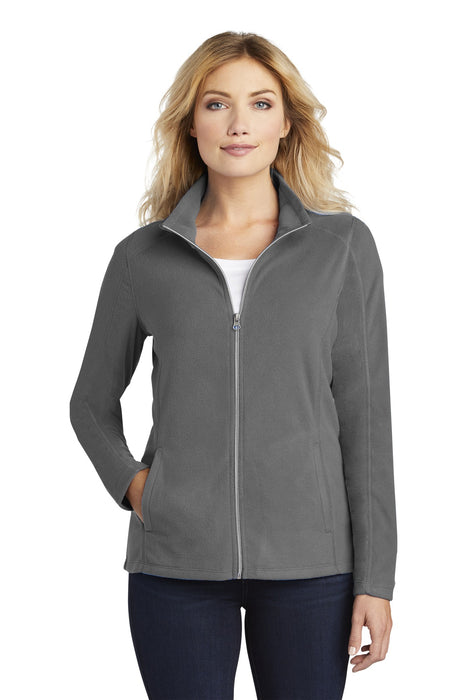 Port Authority® Ladies Microfleece Jacket. L223