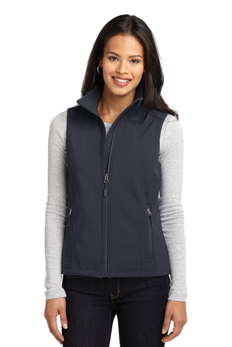 Port Authority® Ladies Core Soft Shell Vest. L325