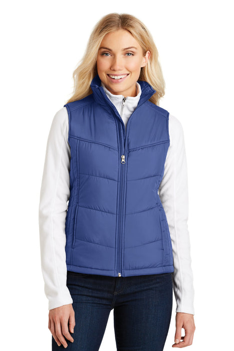 Port Authority® Ladies Puffy Vest. L709
