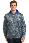 Sport-Tek® Sport-Wick® Mineral Freeze Fleece Hooded Pullover. ST230