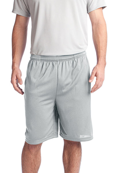 Sport-Tek® PosiCharge® Tough Mesh Pocket Short. ST312