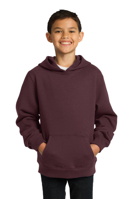 Sport-Tek® Youth Pullover Hooded Sweatshirt. YST254