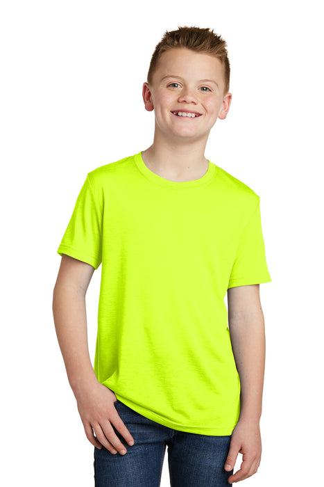 Sport-Tek® Youth PosiCharge® Competitor™ Cotton Touch™ Tee. YST450