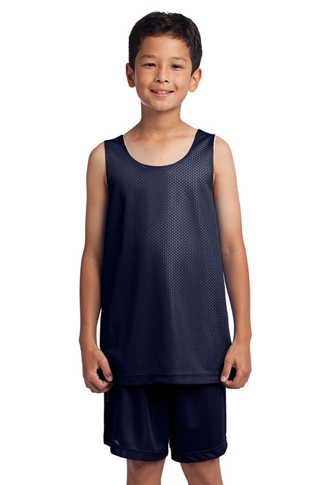 Sport-Tek® Youth PosiCharge® Classic Mesh Reversible Tank. YST500