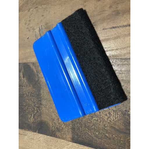 Felt Sided Squeegee - JPIBlanks.com