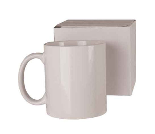 Sublimation White 11oz Coffee Mugs - JPIBlanks.com